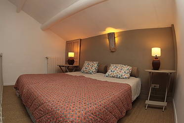 Chambre Mezzanine La Vigne Has A Lage, Luxury Bathroom And Is Suitable For  A Family With Two Children.